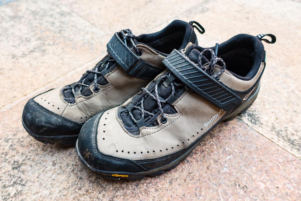 Review  Shimano XM7 Cross Mountain Adventure Shoes  25fbffbce0