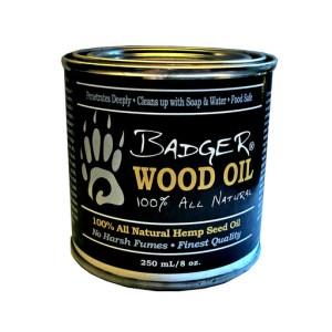 Badger Wood Hemp Oil