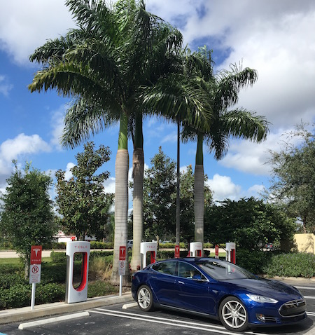 Tesla in Florida