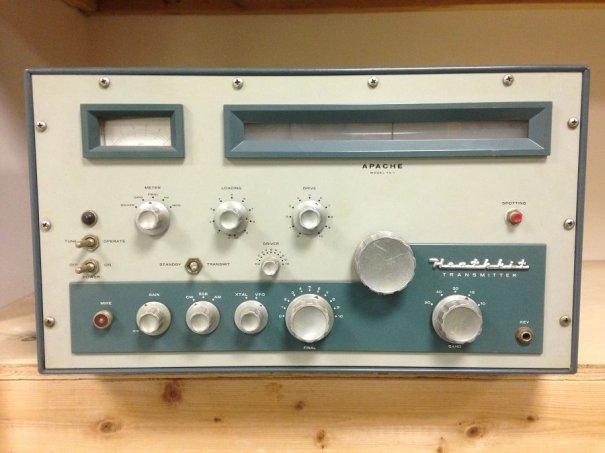 Heathkit Apache Transmitter