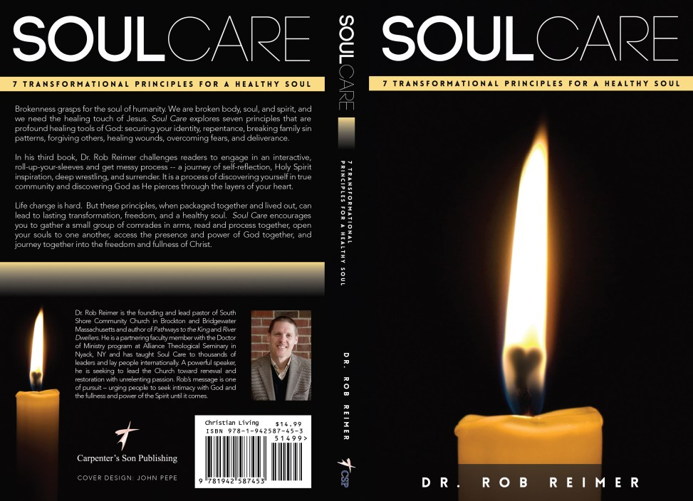 Soul Care Book Cover