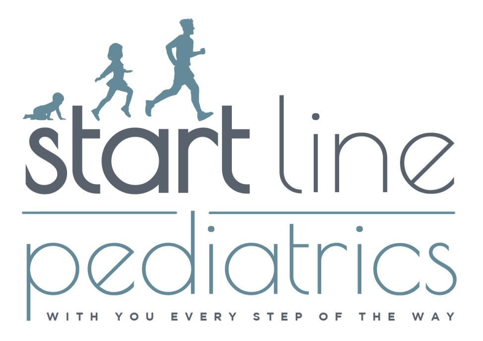 Start Line Pediatrics Logo