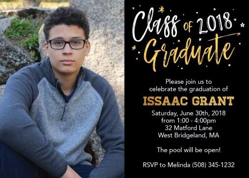Graduation Party Invite