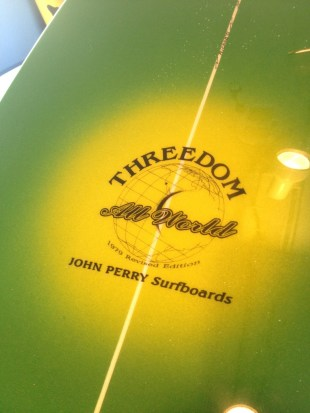 John Perry Surfboards 28