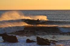 """Ryan """"Allsy"""" Allshouse on a JVP Surfboards """"Shrimp"""" Model"""