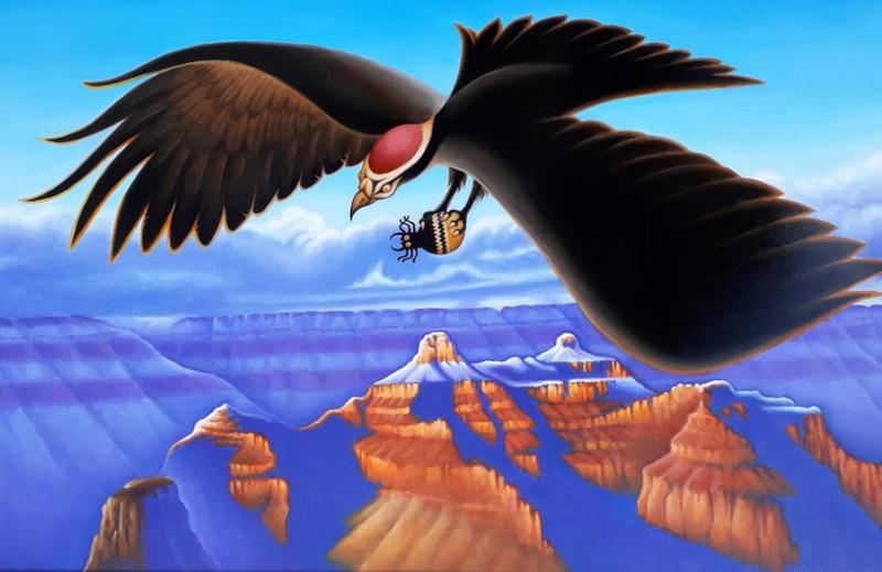 The Grand Raven