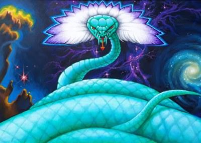 Plumed Serpent