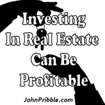 Investing In Real Estate Can Be Profitable