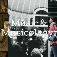 Music & Musicology.