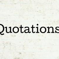 Literature/Quotations.