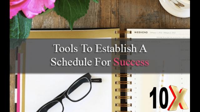 "Episode 04 – ""Tools for Establishing a Success Schedule"""