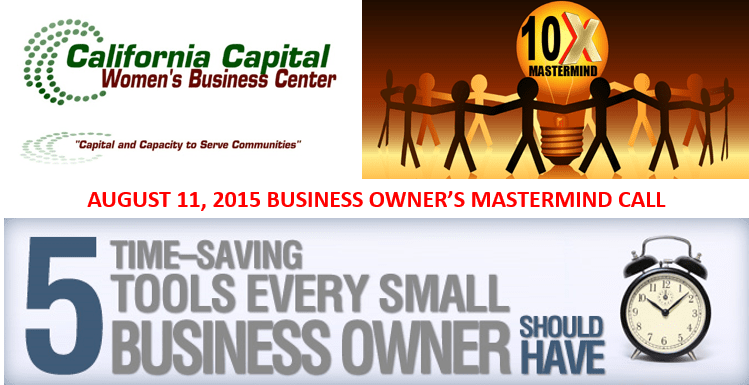 """Episode 44 – """"5 Time-Saving Tools Every Small Business Owner Should Have"""""""