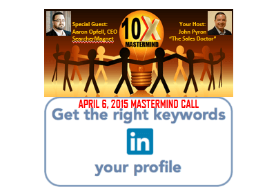"Episode 18 – ""LinkedIn SEO: ""How to Increase the Visibility of Your Business Profile"""