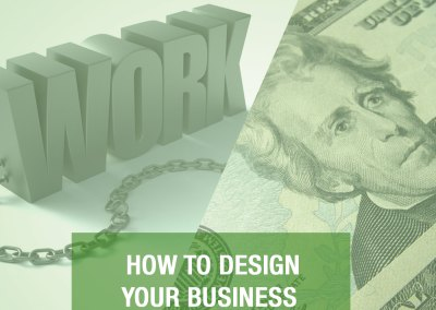 "Episode 70 – ""How to Design Your Business to Achieve Freedom"""