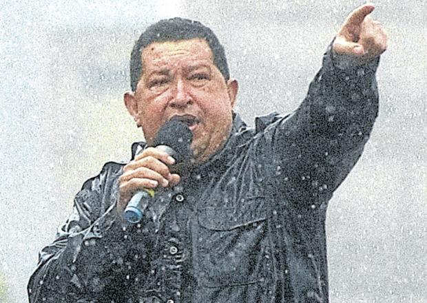 Hugo Chavez, padre de la revolucion bolivariana, herencia y legado que dejo en la patria grande. (1/5)