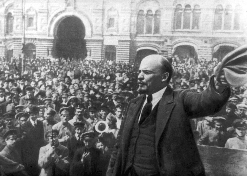 Lenin. (3/3)
