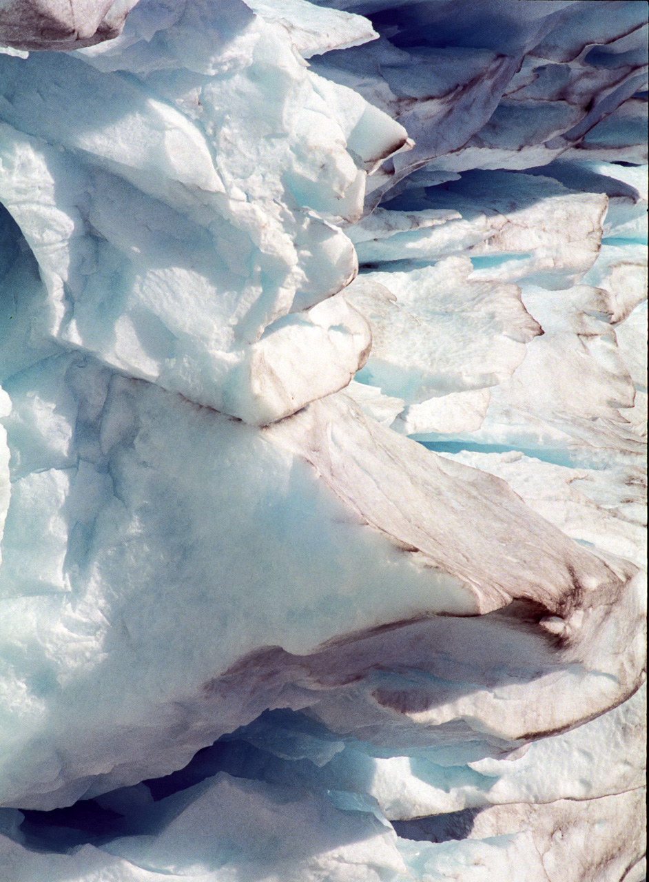 Glacier close up 06