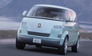 vw microbus concept 2001
