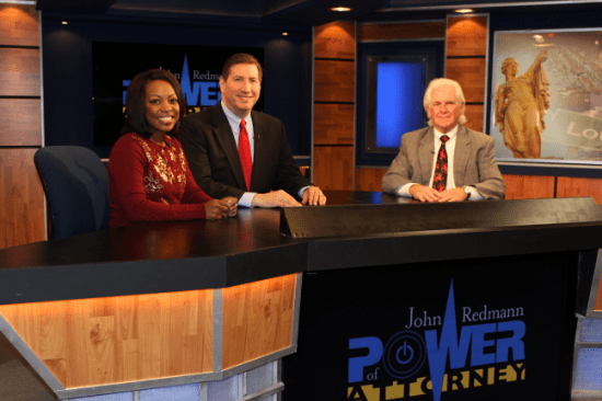 Jefferson Parish Courts – John Redmann: Power of Attorney