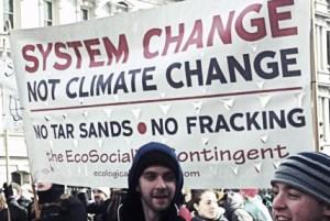 Ecosocialist banner