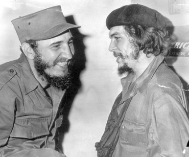 Fidel and Che-2