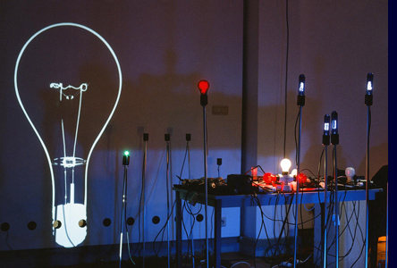 Light Bulb Music – Michael Vorfeld