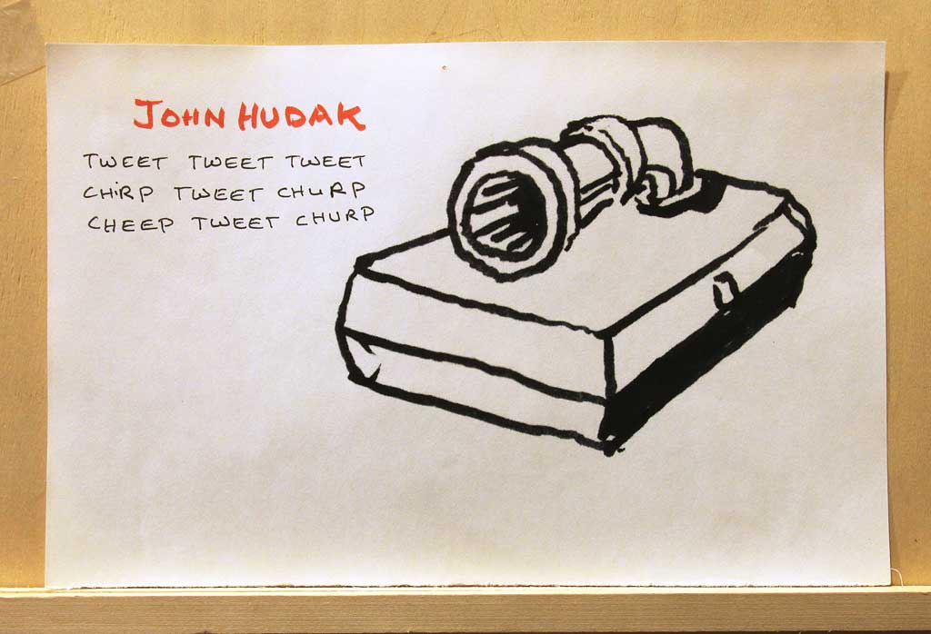 Broadcast Room—hudak
