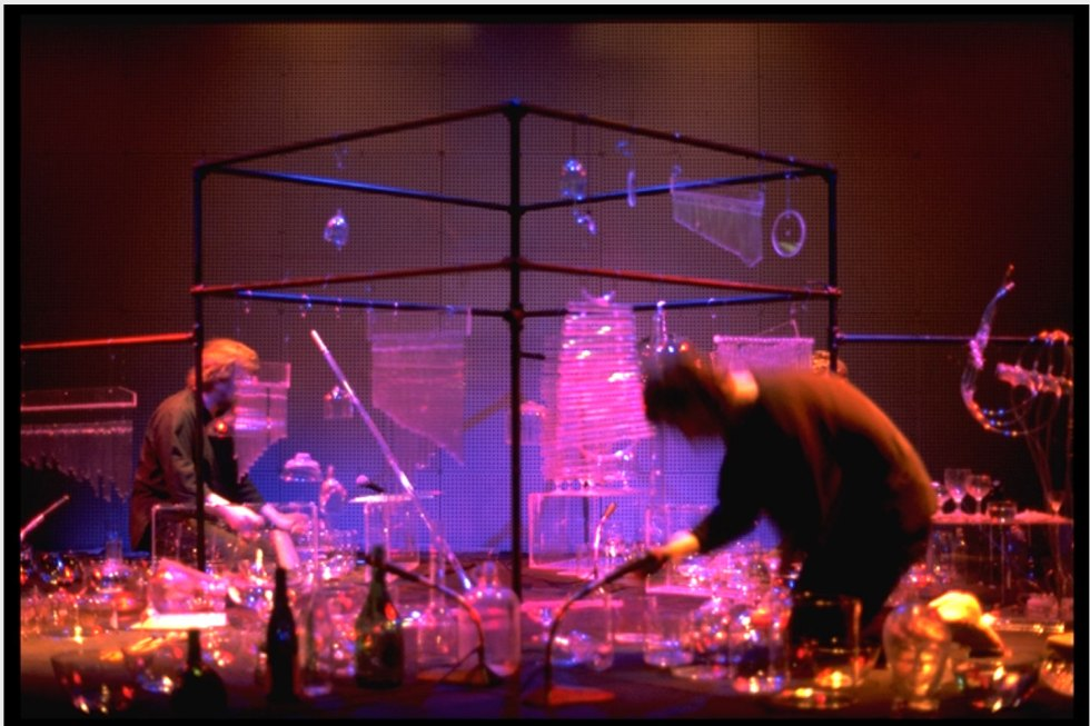 The Glass Orchestra
