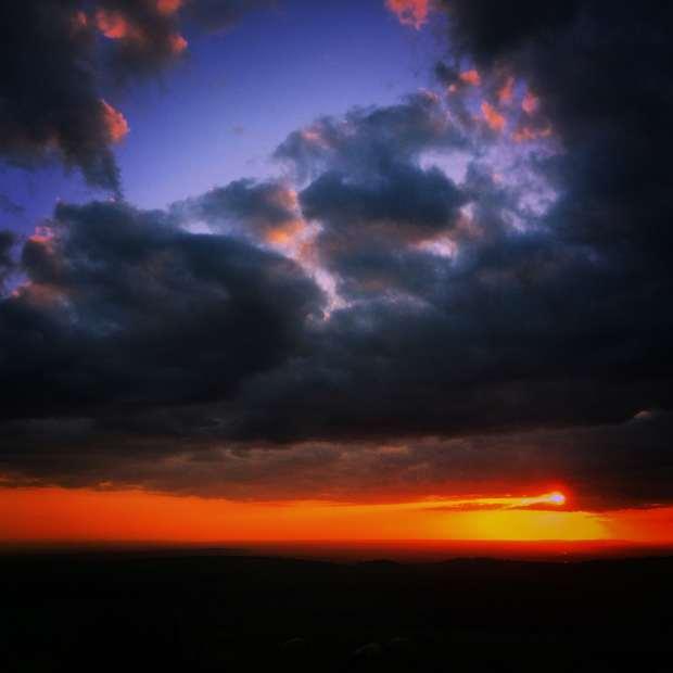 Shining Tor Sunset