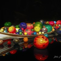 Glass Is the Most Magical of All Materials   -- Dale Chihuly