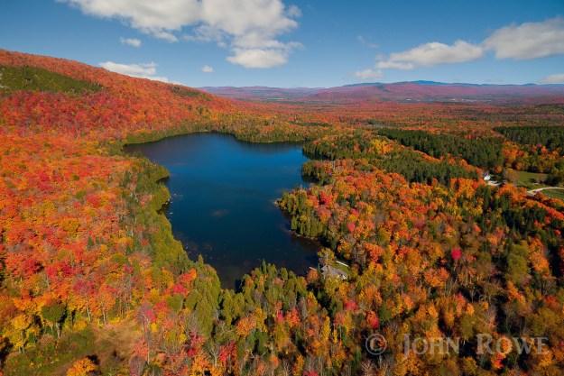 NEK Vermont Fall Foliage 2016