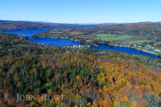 joes pond aerial photograph