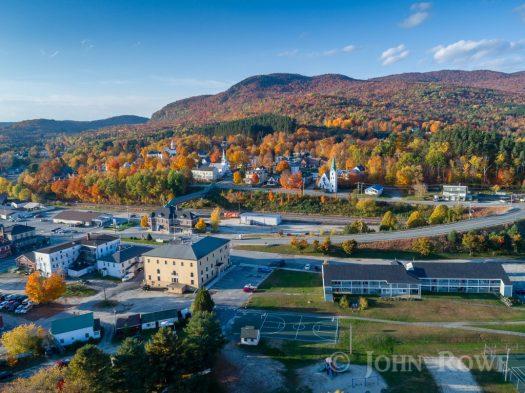 Island Pond Village, Vermont