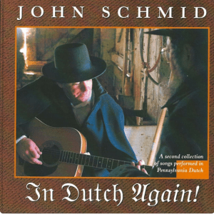 In Dutch, Again! Album - John Schmid