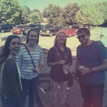 | Day 9 of 366 | Church picnic today! Good food, good friends, good fellowship. #365project #photoaday