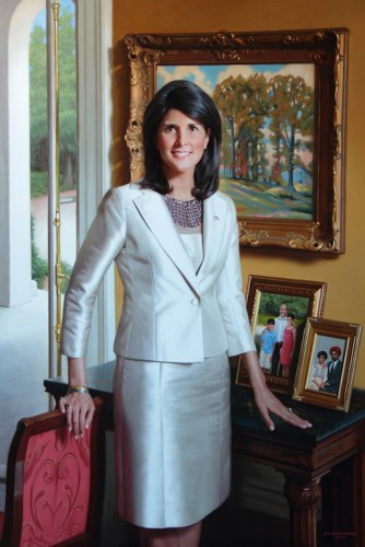 Gov. Haley-Website