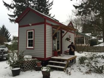 tiny house Photo: Thomas Quinones