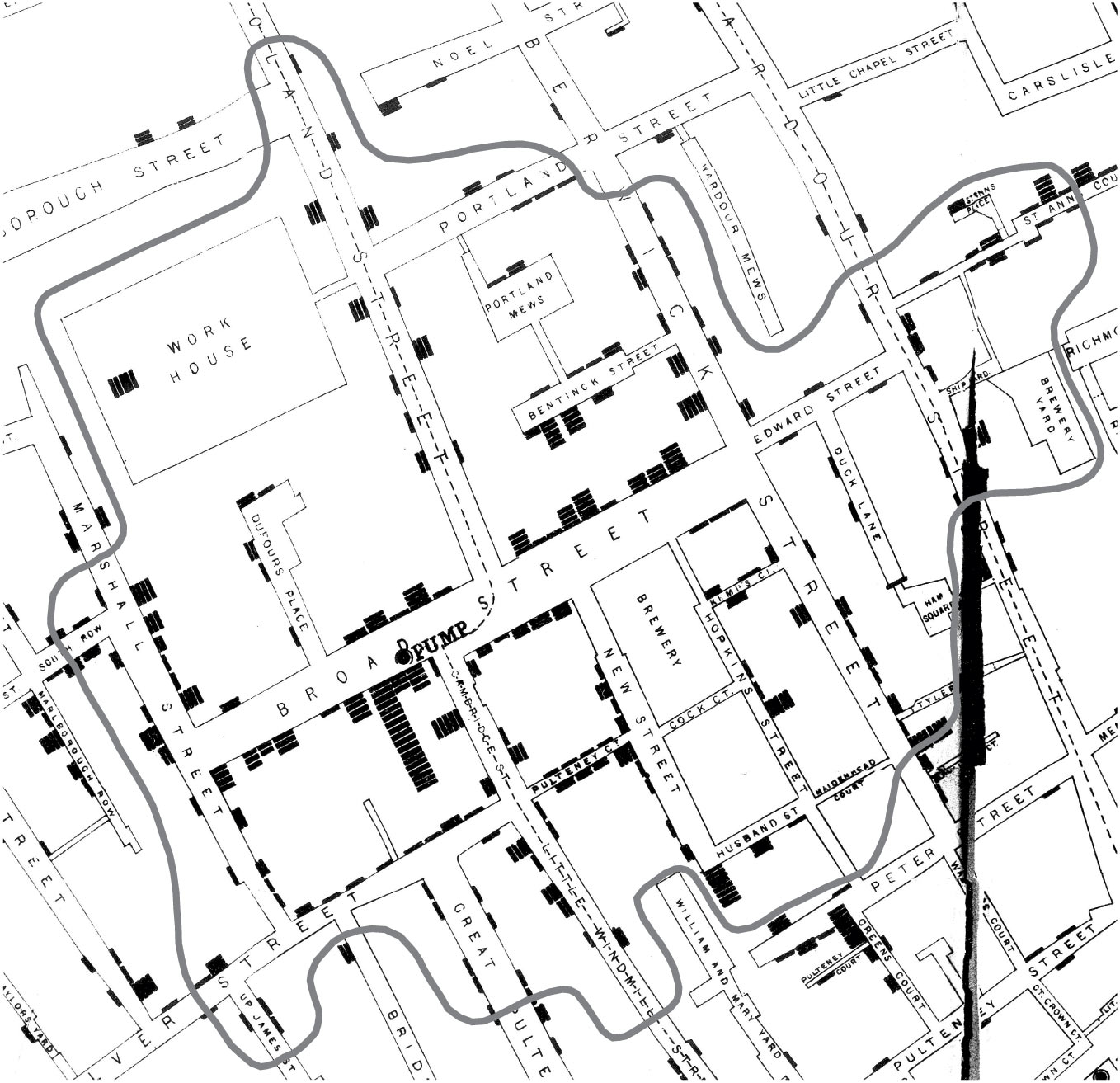 Ghost Maps And Urban Networks Marion Walton
