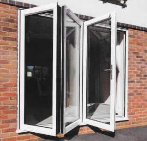 An example of a Bi-folding door