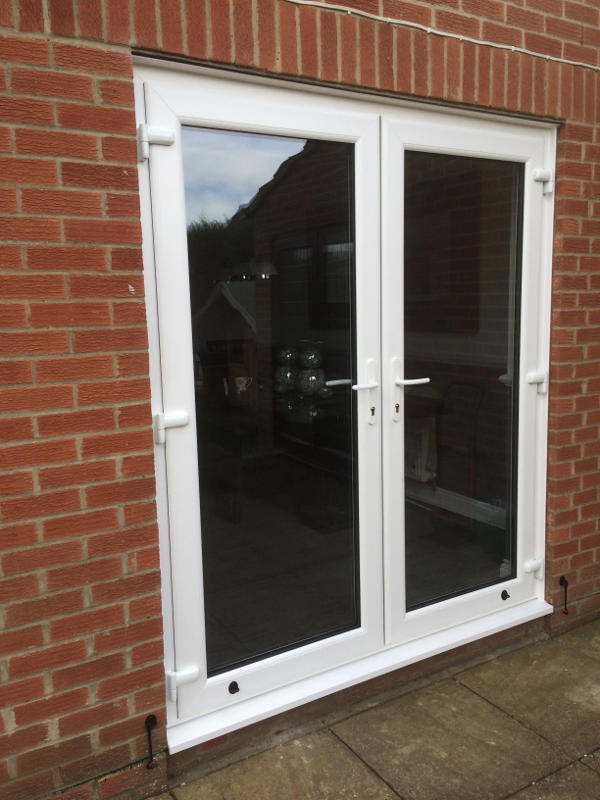An example of some French Doors for the patio