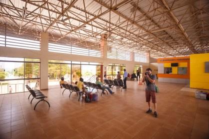Terminal Ferroviaria Puerto Quijarro
