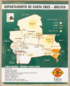 Mapa de rota