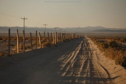 Saindo de Santiago de Chuvica