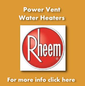 rheem image tab power vent