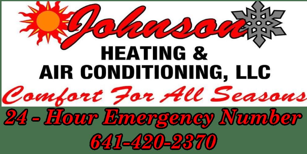 johsonsin heating and ac emergency number
