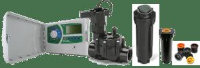 Sprinkler system components