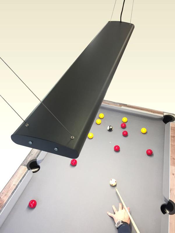 supreme led pool table lights
