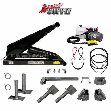 8 Ton Hydraulic Scissor Hoist Kit | PH516 Standard Kit
