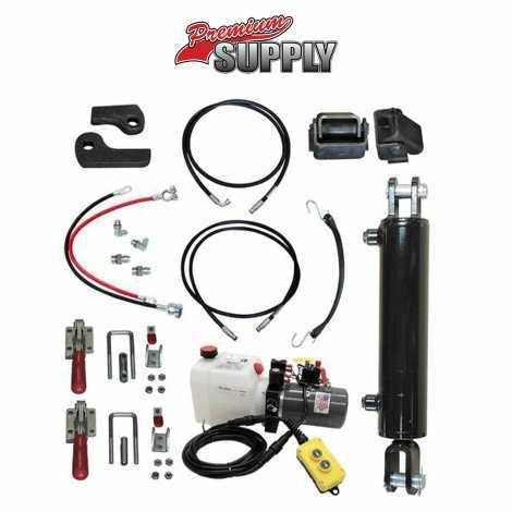premium supply hydraulic tilt deck kit - Welded