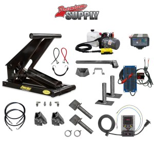11 Ton Hydraulic Scissor Hoist Kit | Model PH616-6